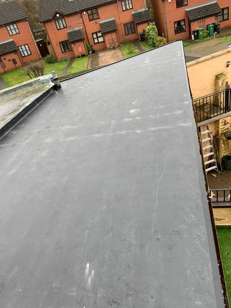 Flat Roofing Installer in Brierley Hill