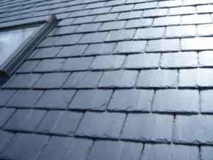 Cost of new slate roof in Bobbington