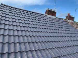 New Tiled Roofs in Brierley Hill